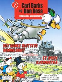 CARL BARKS OG DON ROSA - ORIGINALENE OG OPPFØLGERNE 07