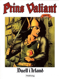 PRINS VALIANT 19 - DUELL I IRLAND