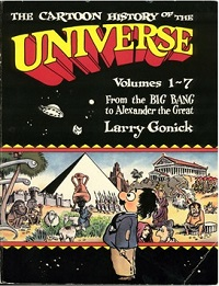 THE CARTOON HISTORY OF THE UNIVERSE I