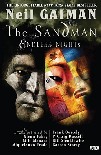 THE SANDMAN (12) - ENDLESS NIGHTS
