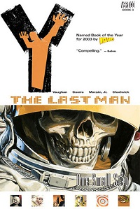 Y: THE LAST MAN 03 - ONE SMALL STEP