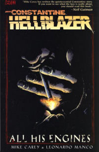 HELLBLAZER - ALL HIS ENGINES