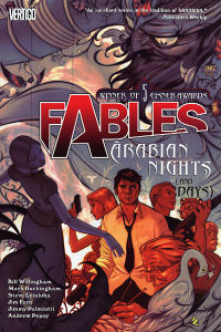 FABLES 07 - ARABIAN NIGHTS (AND DAYS)