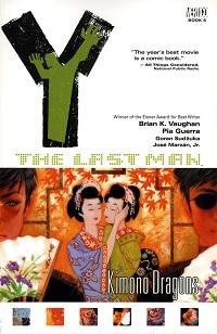 Y: THE LAST MAN 08 - KIMONO DRAGONS