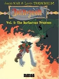 DUNGEON - ZENITH VOL. 2 - THE BARBARIAN PRINCESS
