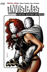 THE INVISIBLES 06 - KISSING MISTER QUIMPER