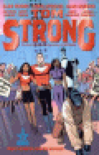 TOM STRONG BOOK 01