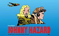 JOHNNY HAZARD - THE NEWSPAPER DAILIES 1944-1946