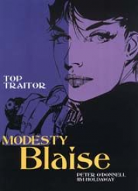 MODESTY BLAISE (UK 03) - TOP TRAITOR