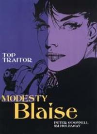 MODESTY BLAISE (UK 03) - TOP TRAITOR
