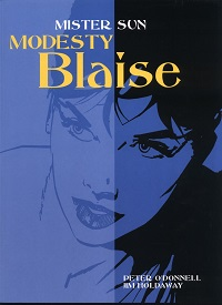 MODESTY BLAISE (UK 02) - MISTER SUN