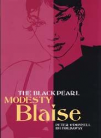 MODESTY BLAISE (UK 04) - THE BLACK PEARL