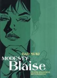 MODESTY BLAISE (UK 05) - BAD SUKI