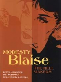 MODESTY BLAISE (UK 06) - THE HELL MAKERS