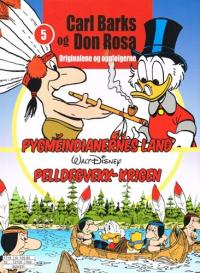 CARL BARKS OG DON ROSA - ORIGINALENE OG OPPFØLGERNE 05
