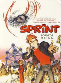 SPRINT SPESIAL 01 - BORNEOS BLIKK