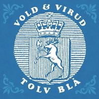 TOLV BLÅ (CD)