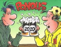 PONDUS 2020 BORDKALENDER