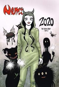 NEMI 2020 VEGGKALENDER