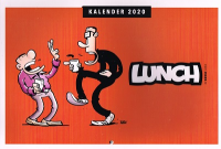 LUNCH 2020 VEGGKALENDER
