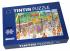 TINTIN PUSLESPILL - 1000 BITER - ELEFANT-PARADE