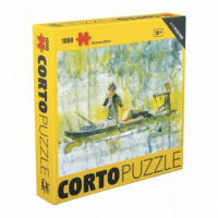CORTO MALTESE PUSLESPILL - 1000 BITER - CORTO PADLER