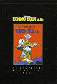 DONALD DUCK & CO - DE KOMPLETTE ÅRGANGENE 1951 DEL I