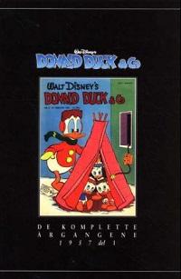DONALD DUCK & CO - DE KOMPLETTE ÅRGANGENE 1957 DEL I