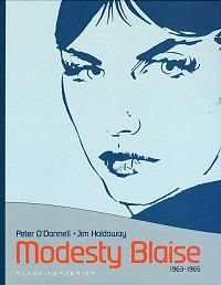 KLASSIKERSERIEN - MODESTY BLAISE 1963-1965
