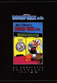 DONALD DUCK & CO - DE KOMPLETTE ÅRGANGENE 1957 DEL III