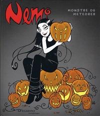 NEMI (BOK 03) - MONSTRE OG METEORER