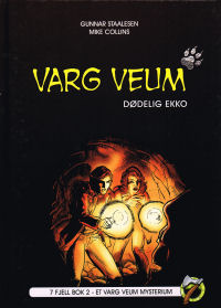 VARG VEUM - 7 FJELL 2 - DØDELIG EKKO