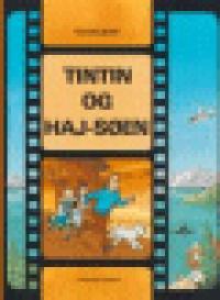 TINTIN (DK) 20 - TINTIN OG HAJ-SØEN (FILMALBUM)