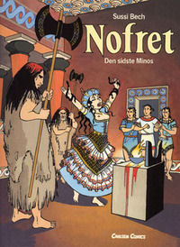 NOFRET 04 - DEN SISTE MINOS