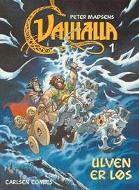 VALHALLA (DK) 01 - ULVEN ER L�S