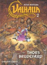 VALHALLA (DK) 02 - THORS BRUDEFERD