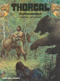 THORGAL 16 - SOLSVÆRDET
