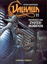 VALHALLA (DK) 11 - MYSTERIET OM DIGTERMJØDEN