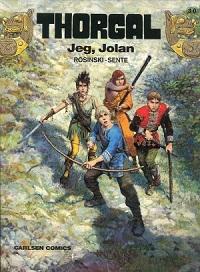 THORGAL 30 - JEG, JOLAN