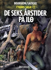 CYANNS SAGA 2 - DE SEKS ÅRSTIDER PÅ ILO