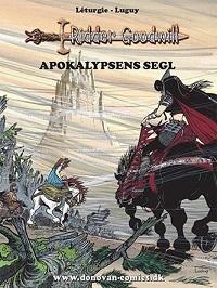 RIDDER GOODWILL 11- APOKALYPSENS SEGL