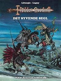 RIDDER GOODWILL 12 - DET SYVENDE SEGL