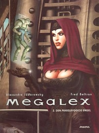 MEGALEX 2 - DEN PUKKELRYGGEDE ENGEL