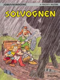 JOMSVIKINGERNE 03 - SOLVOGNEN