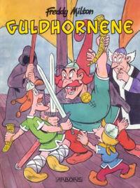 JOMSVIKINGERNE 04 - GULDHORNENE