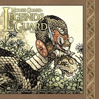 MOUSE GUARD - LEGENDS OF THE GUARD 03