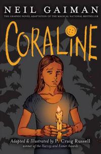 CORALINE - THE GRAPHIC NOVEL (SC)