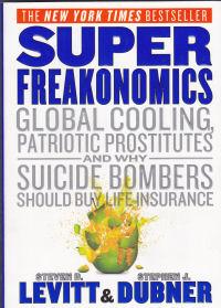 SUPERFREAKONOMICS (US PB)