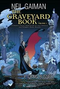 THE GRAVEYARD BOOK VOL. 1 (HB)