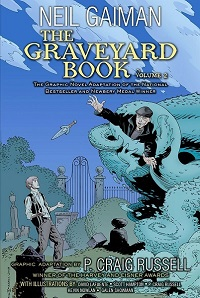 THE GRAVEYARD BOOK VOL. 2 (HB)